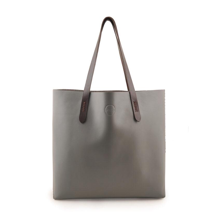 Mozza - Bold Grey Tote Bag