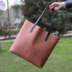 Mozza - Bold Brown Çanta