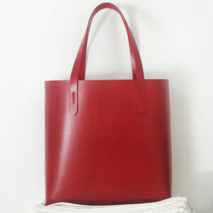Mozza - Bold Vegtan Red Çanta